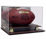 football case leather