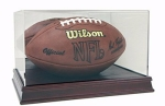 football case wood